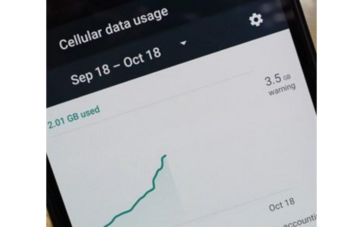 How to save data on your smartphone