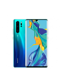 Huawei P30 128GB Aurora Blue Demo