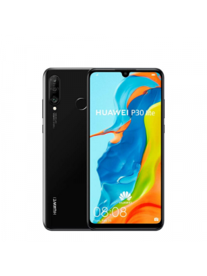 Huawei P30 lite 128GB Dual Sim Black New