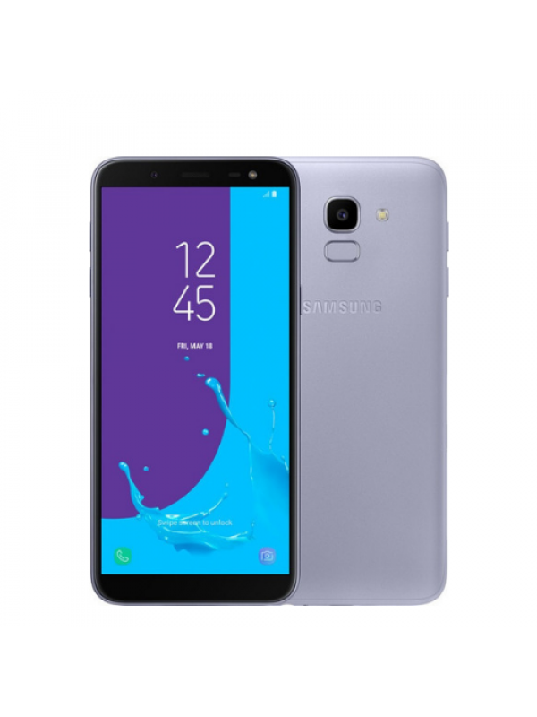Samsung Galaxy  J6 Dual Sim Black - Demo