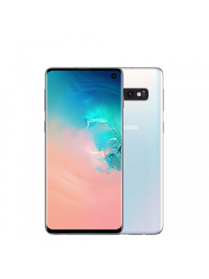 Samsung Galaxy S10 128GB Prism White Demo