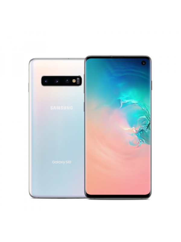 Samsung Galaxy S10 128GB Prism White CPO