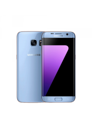 Samsung Galaxy S7 Edge 32GB Coral Blue - Refurbished