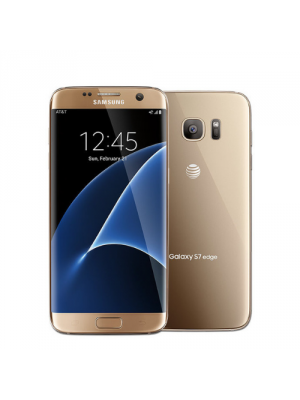 Samsung Galaxy S7 Edge 32GB Gold - Refurbished