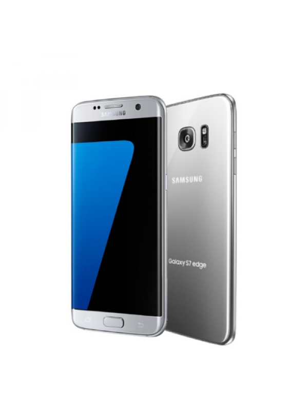 Samsung Galaxy S7 Edge 32GB Titanium Silver Demo
