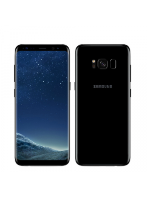 Samsung Galaxy S8 Plus 64GB Black Demo