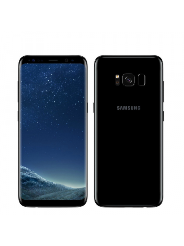 Samsung Galaxy S8 Plus 64GB Midnight Black Demo
