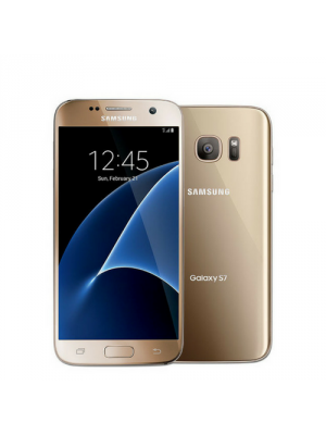 Samsung Galaxy S7 32GB Gold Demo Cyber Week Special