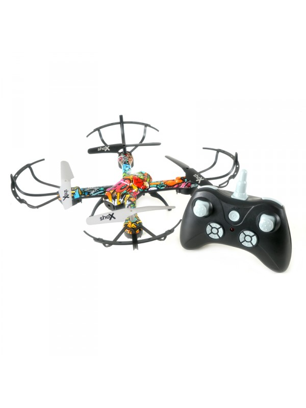 Shox Raptor Graffiti Drone - Refurbished