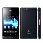 Sony Xperia Go Black - Pre-owned