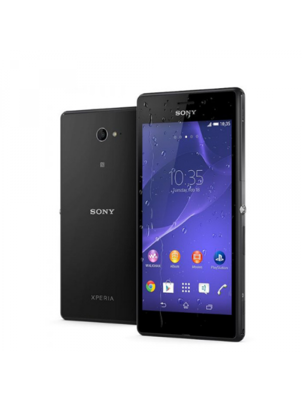 Sony Xperia M2 Aqua 8GB Black Demo