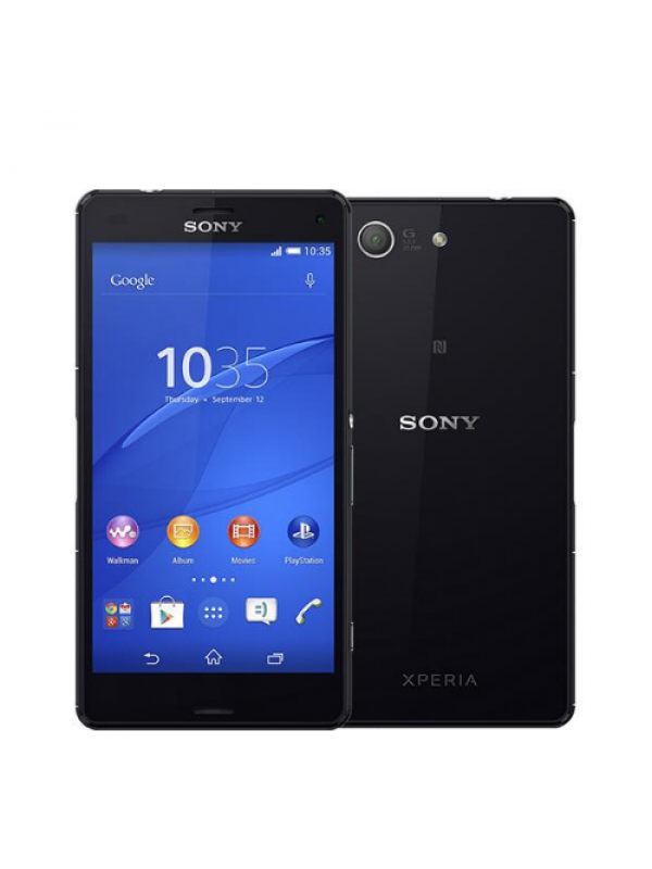 Sony Xperia Z3 Compact 16GB Black - Demo