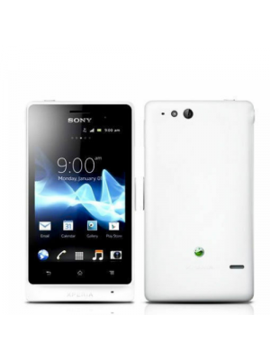 Sony Xperia Go White - Demo