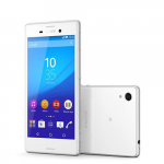 Sony Xperia M4 Aqua White - Demo