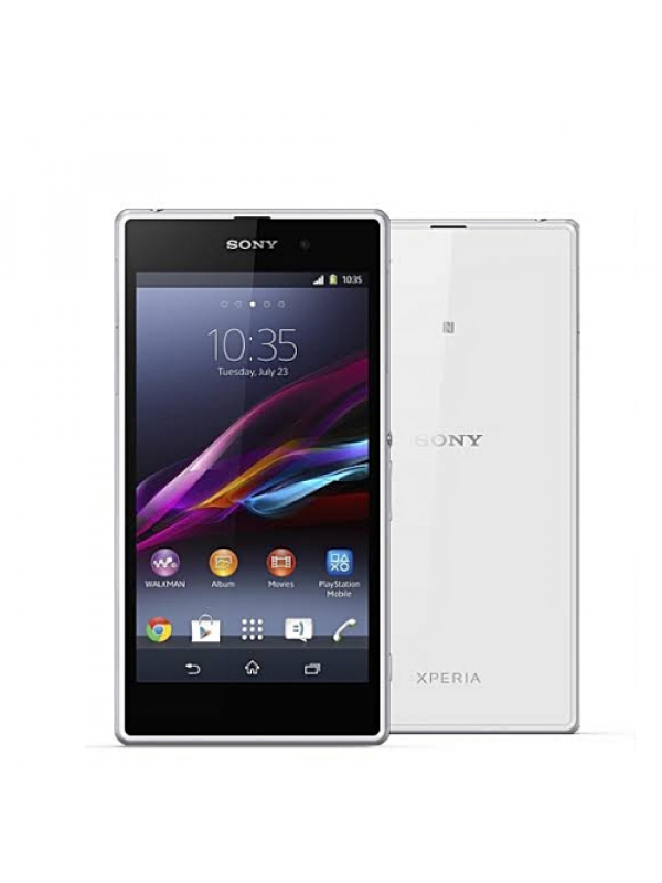 Sony Xperia Z1 16GB White - Demo