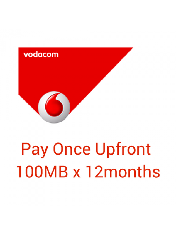 Vodacom 1.2GB Data Card