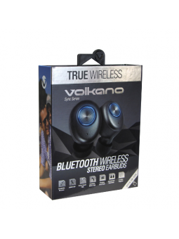 Volkano Sync Series True Wireless Bluetooth Earbuds