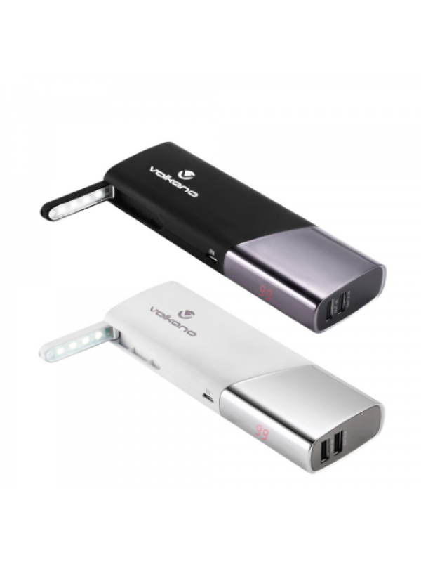 Volkano Ultra Series Powerbank 10400mAh - New