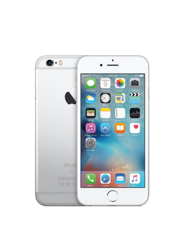 Apple iPhone 6S 64GB Silver - Refurbished