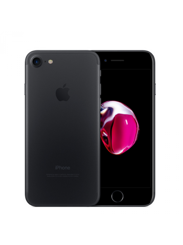 Apple iPhone 7 32GB Black- Refurbished