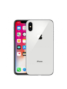 Apple iPhone X 256GB Silver - Pre-owned