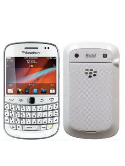 Blackberry Bold 9900 White - Demo