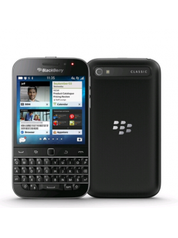 Blackberry Classic Q20 Black CPO AS New