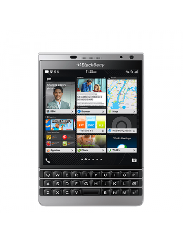 Blackberry Passport 32GB Black Demo