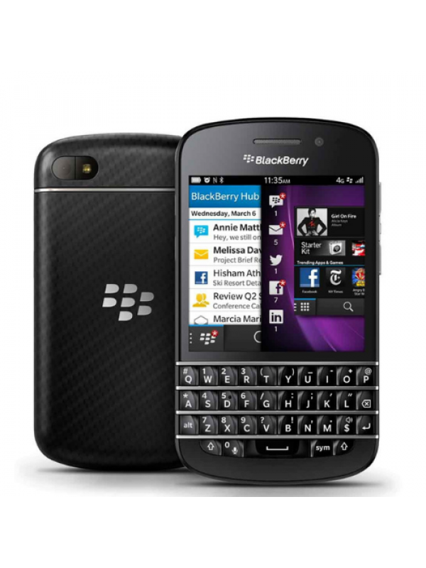 Blackberry Q10 - Demo
