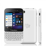 Blackberry Q5 White Demo