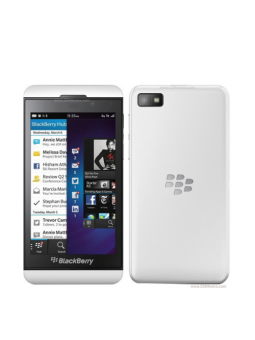 Blackberry Z10 White Demo