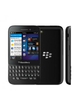 Blackberry Q5 Black Demo
