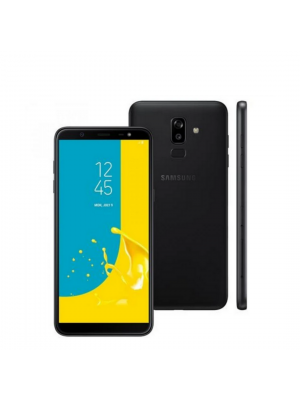 Samsung Galaxy J8 32GB Black Demo